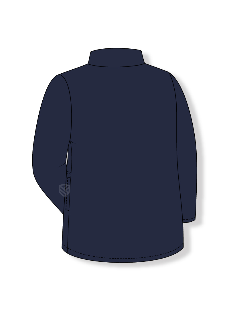 Flame retardant sweatshirt for welders