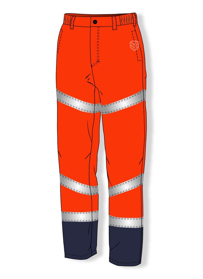 Multi-protective trousers