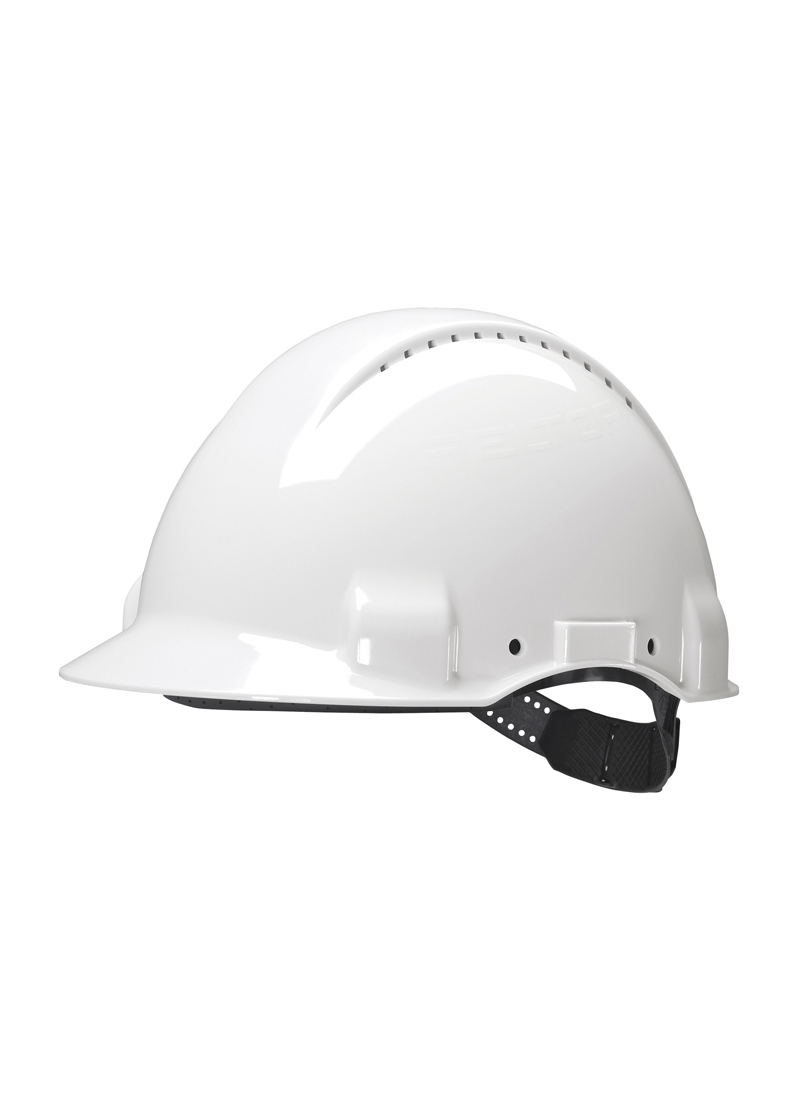 G3000 helmet with a screw harness