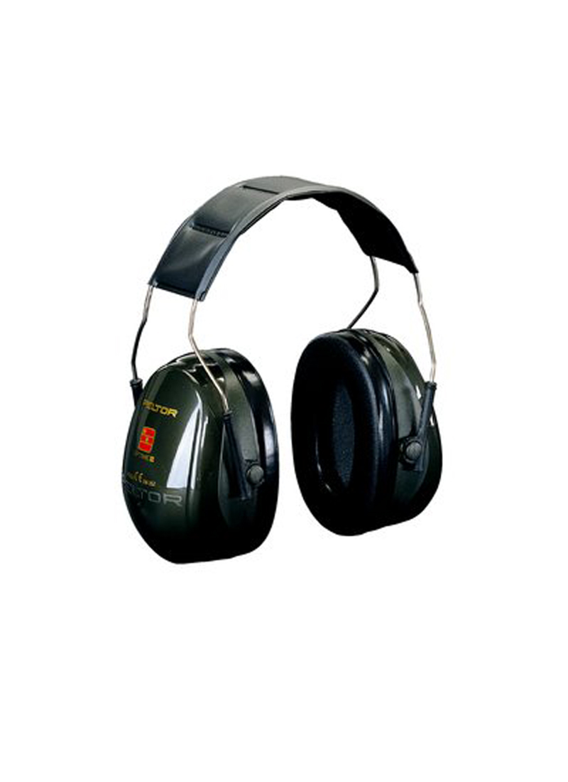 Optime II band ear protectors