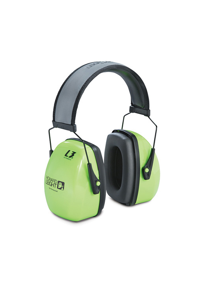 LEIGHTNING over-the-head ear protectors