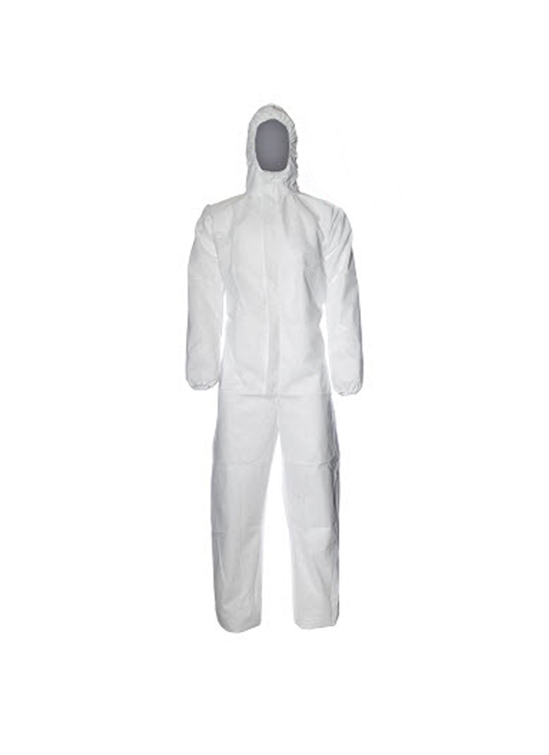 PROSHIELD 20  protective coveralls white